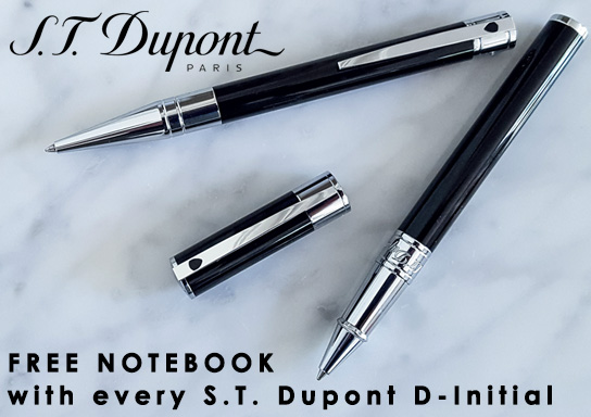 S.T. Dupont D-Initial
